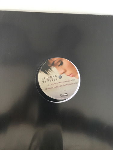 vinil single rihanna take a bow remixes