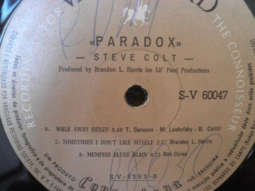 Steve Colt Paradox
