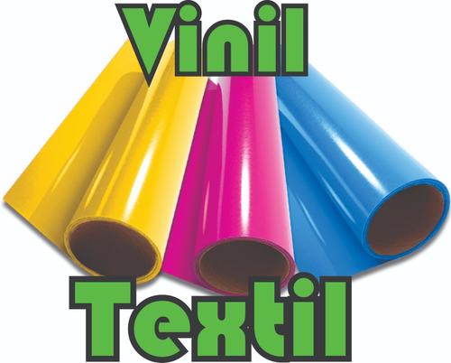 vinil textil coreano plus ( envío gratis ) todos colores