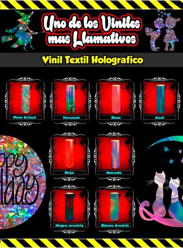vinil textil holografico coreano