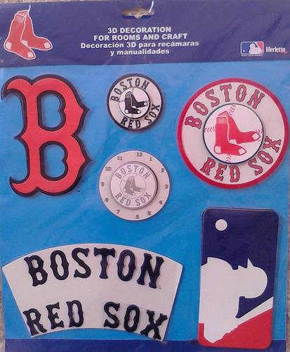 vinil vinilos viniles sticker  habitacion niños 3d béisbol