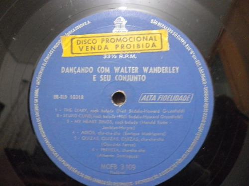 vinil walter wanderley feito sob medida