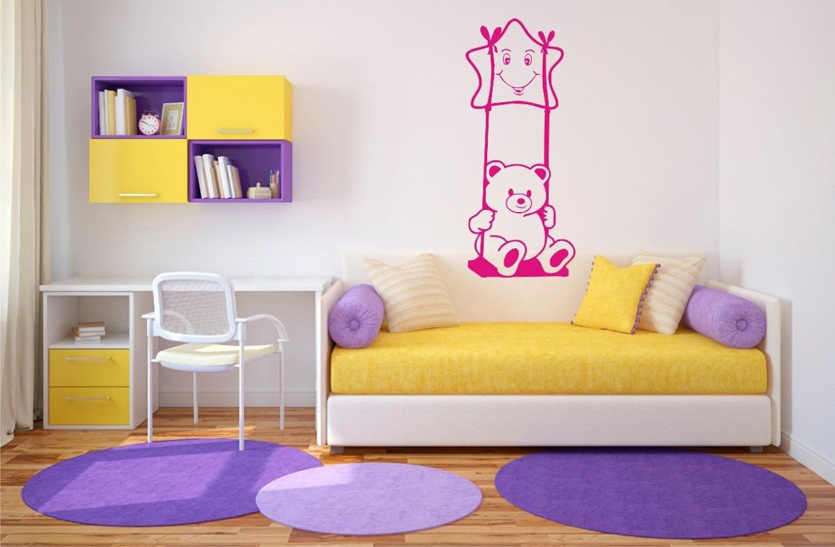 Viniles vinilos decorativos cuartos bebe habitaciones for Vinilos cuartos bebe