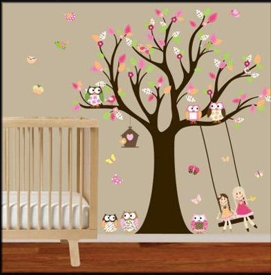 viniles vinilos fotomurales decoracion infantil