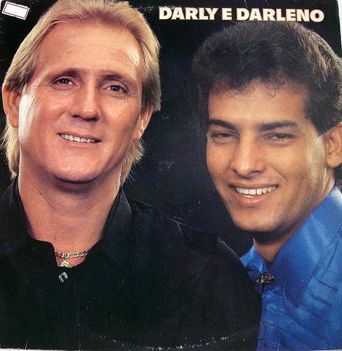 vinil/lp - darly e darleno - a fotografia - 1989