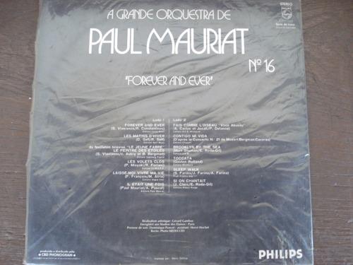 vinil/lp paul mauriat #16