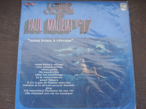 vinil/lp paul mauriat #17