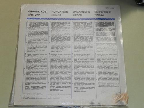 vinilo 0337 - virgaok kozt jartunk - hungarian songs