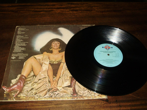vinilo 12'' donna summer remember yesterday gto england 1977