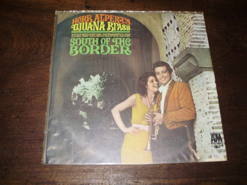 vinilo 12'' helb alpert's tijuana brass south of the border