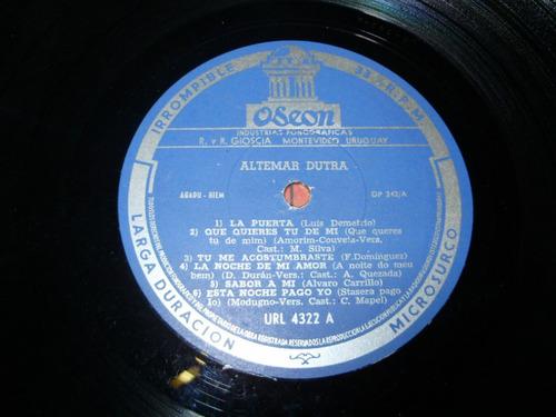 vinilo 12'' lote 2 lp altemar dutra rca col 1977 odeon urug