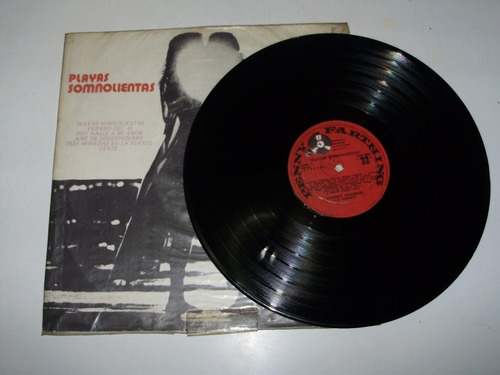 vinilo 12' playas somnolientas johnny pearson penny farthing