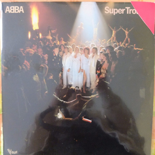 vinilo abba   super trouper