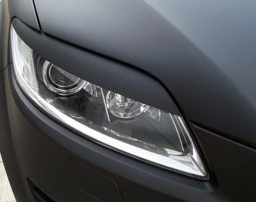 vinilo adhesivo negro mate parantes auto oracal 63cm x 1m
