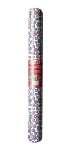 vinilo adhesivo rollo mandalas x3 metros contact