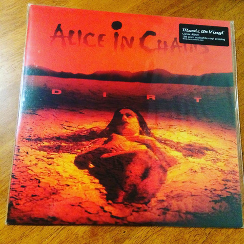 vinilo alice in chains - dirt