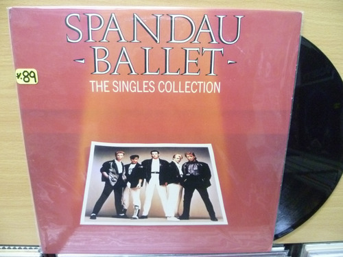 vinilo americano spandau ballet the collection lp top music