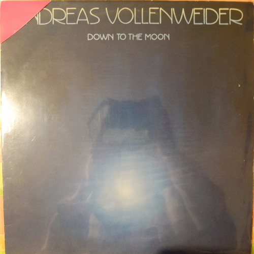 vinilo andreas vollengweider    down to the moon