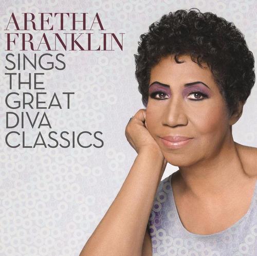vinilo aretha franklin sings the great diva lp nuevo