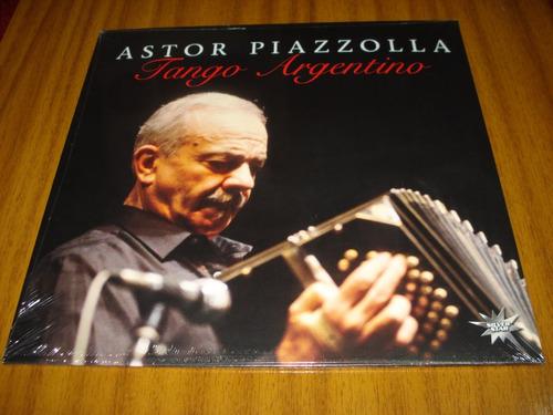 vinilo astor piazzolla / tango argentino (nuevo y sellado)