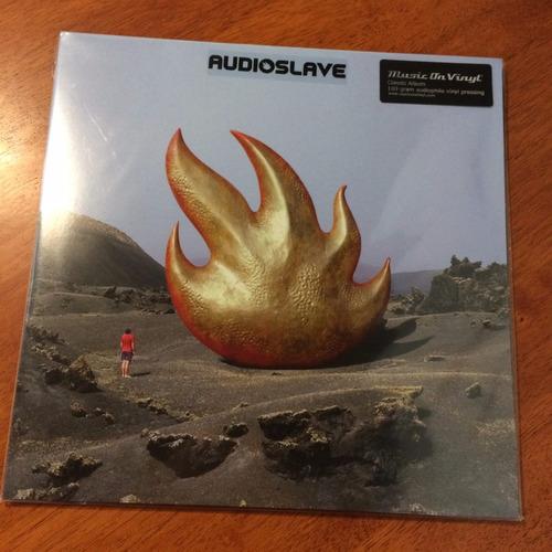 vinilo audioslave - audioslave