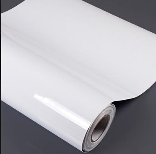 vinilo autoadhesivo de corte blanco brillante 122cm mccal gp
