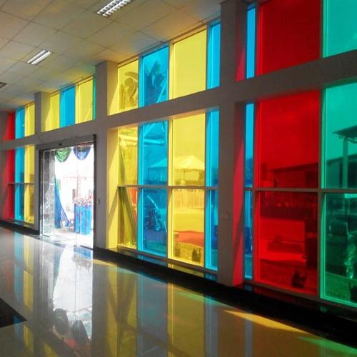 vinilo autoadhesivo transparente fume vitreaux 60x100cm