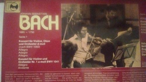 vinilo bach violinkonzerte importado