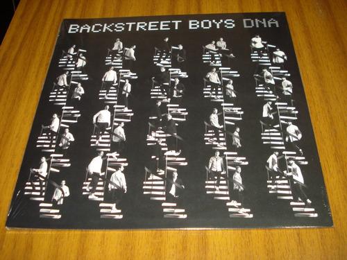 vinilo backstreet boys / dna (nuevo y sellado)