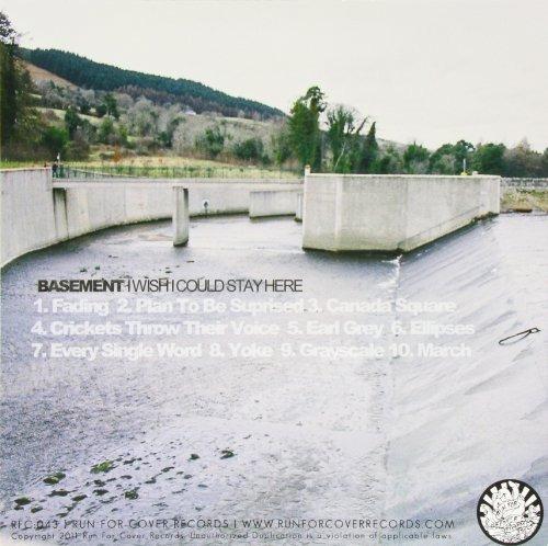 vinilo : basement - i wish i could stay here (lp vinyl)