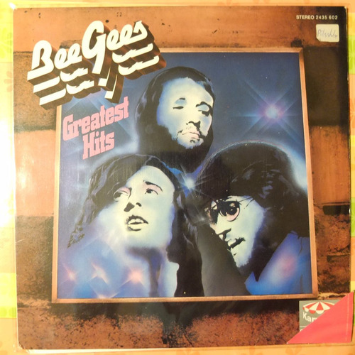 vinilo bee gees greatest hits
