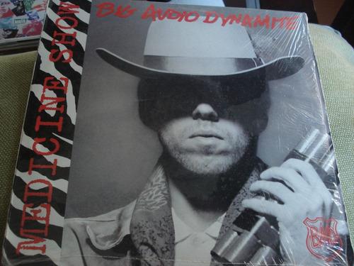 vinilo big audio dynamite medicine show