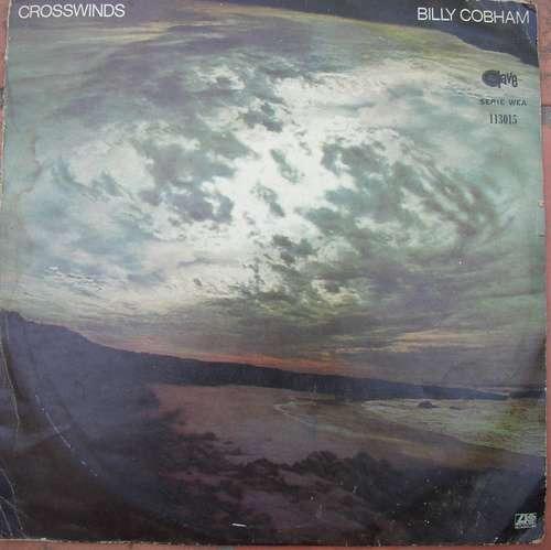 vinilo billy cobham crosswinds ed uruguaya 1974
