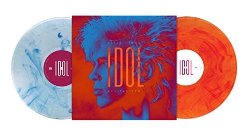 vinilo : billy idol - vital idol: revitalized (2 discos)