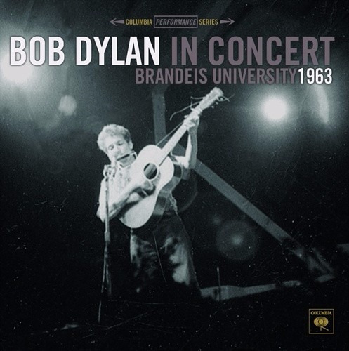 vinilo - bob dylan - in concert brandeis university