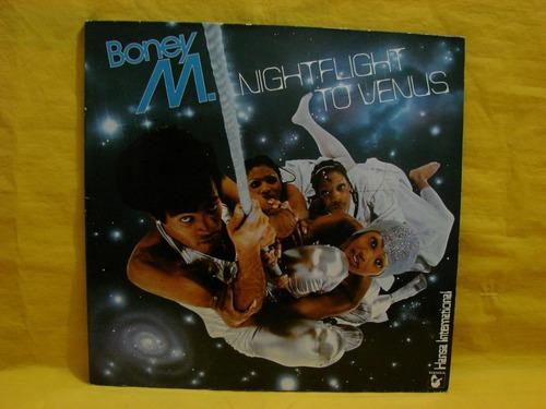 vinilo boney m nightflight to venus gatefold ed alemania