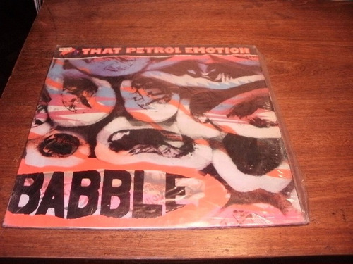 vinilo británico babble - that petrol emotion