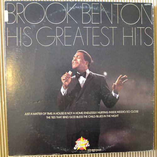 vinilo brook brenton: his greatest hits
