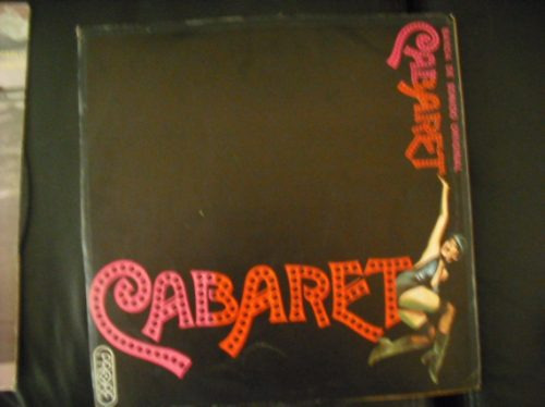 vinilo cabaret -- banda sonido original (1091
