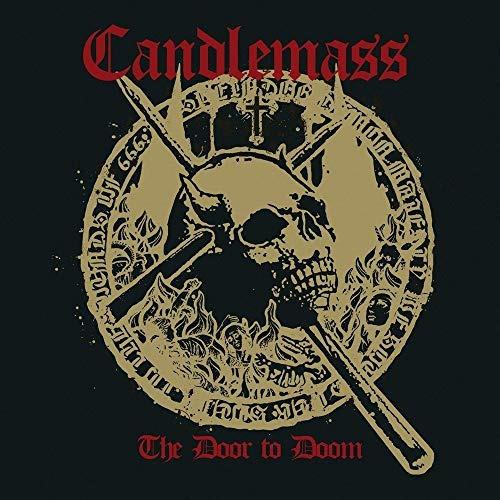 vinilo : candlemass - door to doom (lp vinyl)