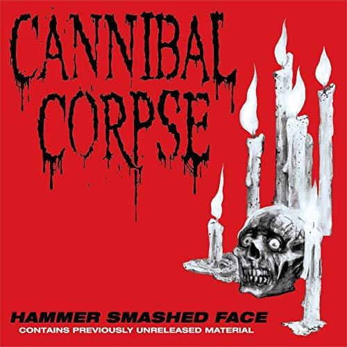vinilo : cannibal corpse - hammer smashed face (lp vinyl)