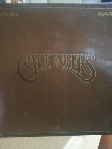 vinilo carpenters - the singles