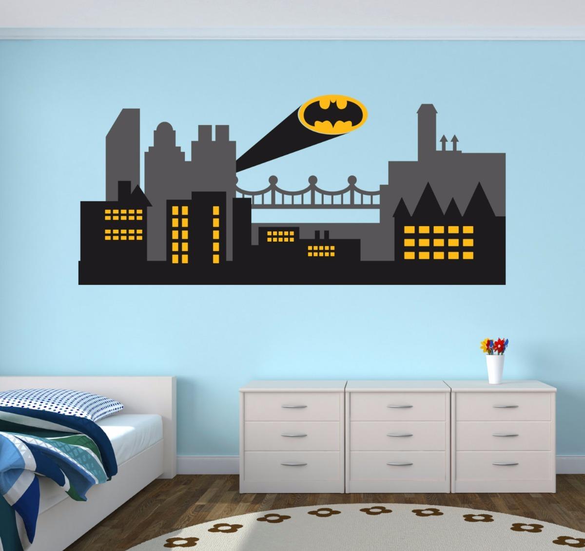 Vinilo Ciudad G 243 Tica Batman Mas De1000 Dise 241 Os Pro 130