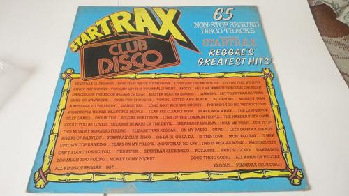 vinilo club disco-startrax-reggaes-ljp