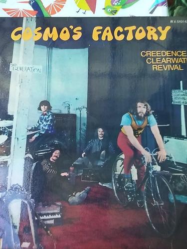 vinilo cosmos factory .credence c. revival