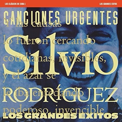 vinilo cuba classics 1 silvio rodriguez  sellado nuevo