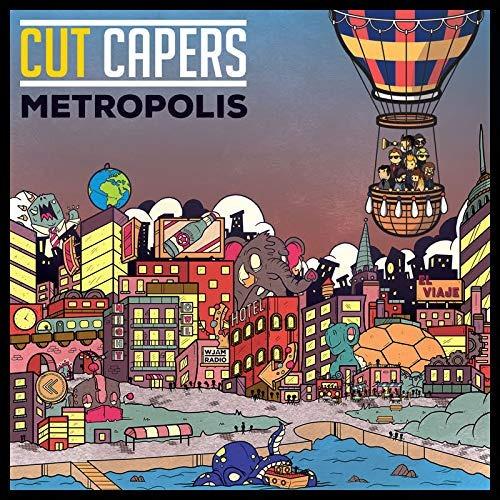 vinilo : cut capers - metropolis