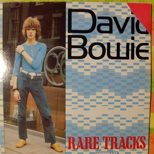 vinilo david bowie  rare tracks