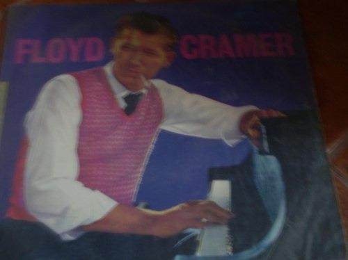 vinilo de  floyd cramer-- (u336