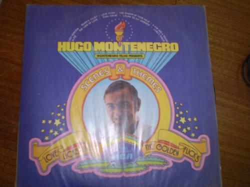 vinilo de  hugo montenegro musica de peliculas (u331
